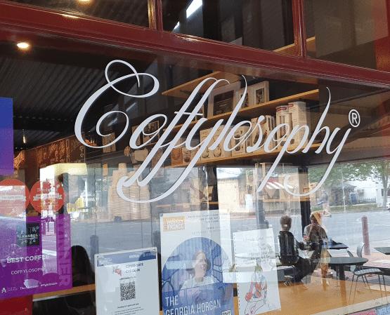 Logo of coffee shop